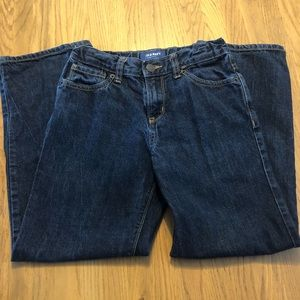Old Navy boys jeans loose fit EUC A-Z 10